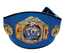 Custom Title Belts