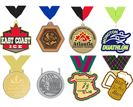 Custom Medals for Sports